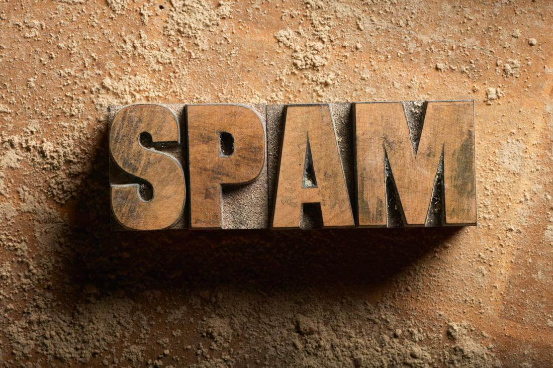 What pushed Google to take action Spam